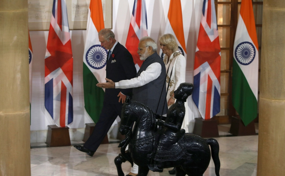 Trade, bilateral talks, and the upcoming Commonwealth Heads of Government Meeting, slated to take place in April next year were on the agenda. Reuters