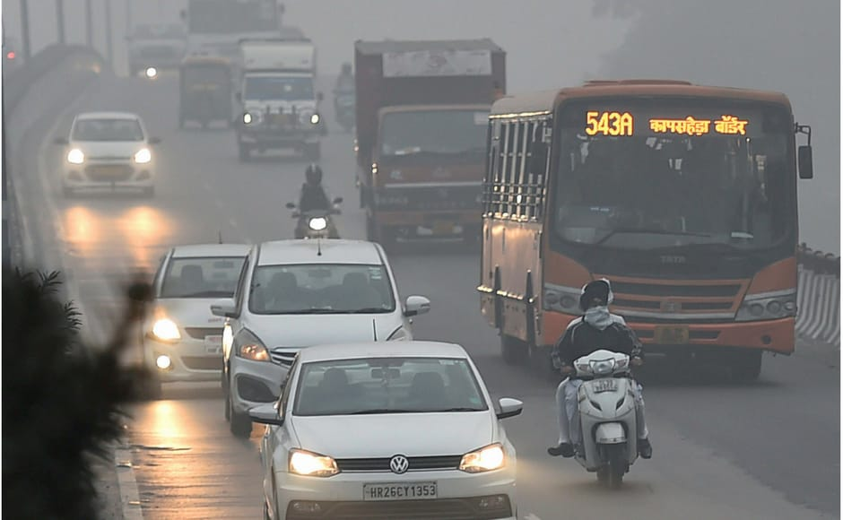 The government is demanding for women drivers and two-wheelers for this year in the Odd-Even scheme citing security reasons. PTI