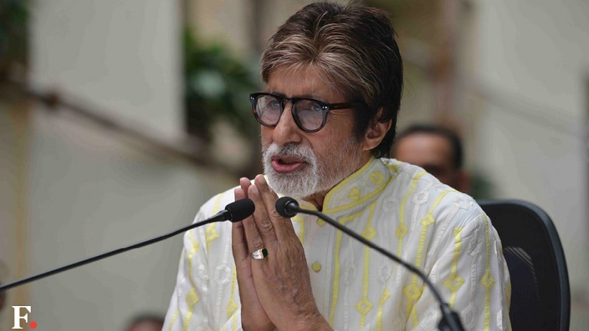 Amitabh Bachchan says doctors checking his health during Thugs Of Hindostan shoot