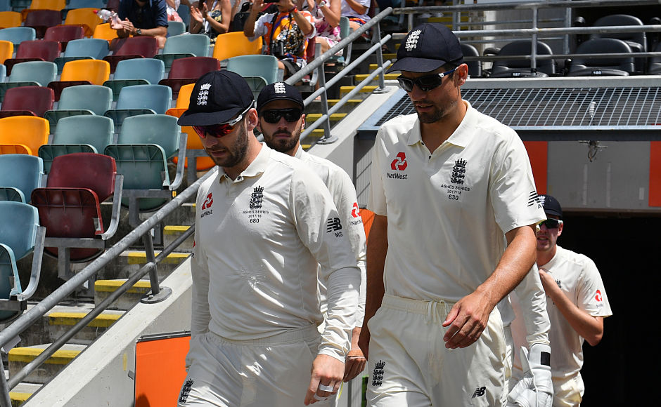 The fate of the match was decided at the end of fourth day's play with the Aussies requiring only 56 runs to their overnight total of 114 on Day 5 with all 10 wickets intact. AFP