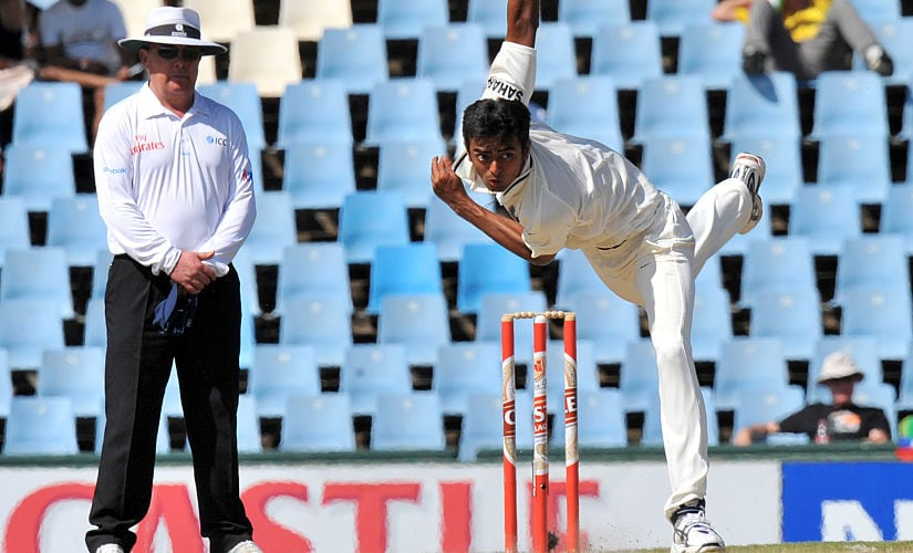 Unadkat was just 19 when he made his test debut at Centurion in South Africa going wicketless in the match. AFP