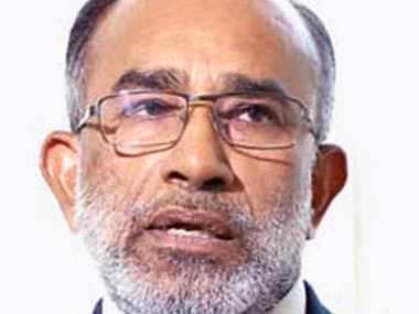 File image of Minister of State for Tourism KJ Alphons. PTI