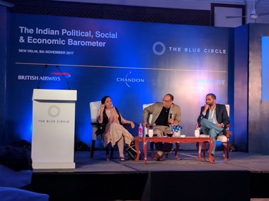 A panel discussion in progress. Image: Debobrat Ghose