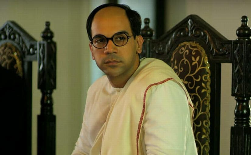 Rajkumar Rao stars as Netaji Subhash Chandra Bose in the ALT Balaji series