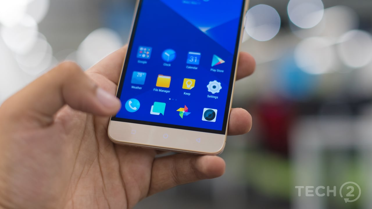The Coolpad Cool Play 6 will be a notable contender for the Moto G5S Plus and the Xiaomi A1 at its price range. Image: tech2/Rehan Hooda