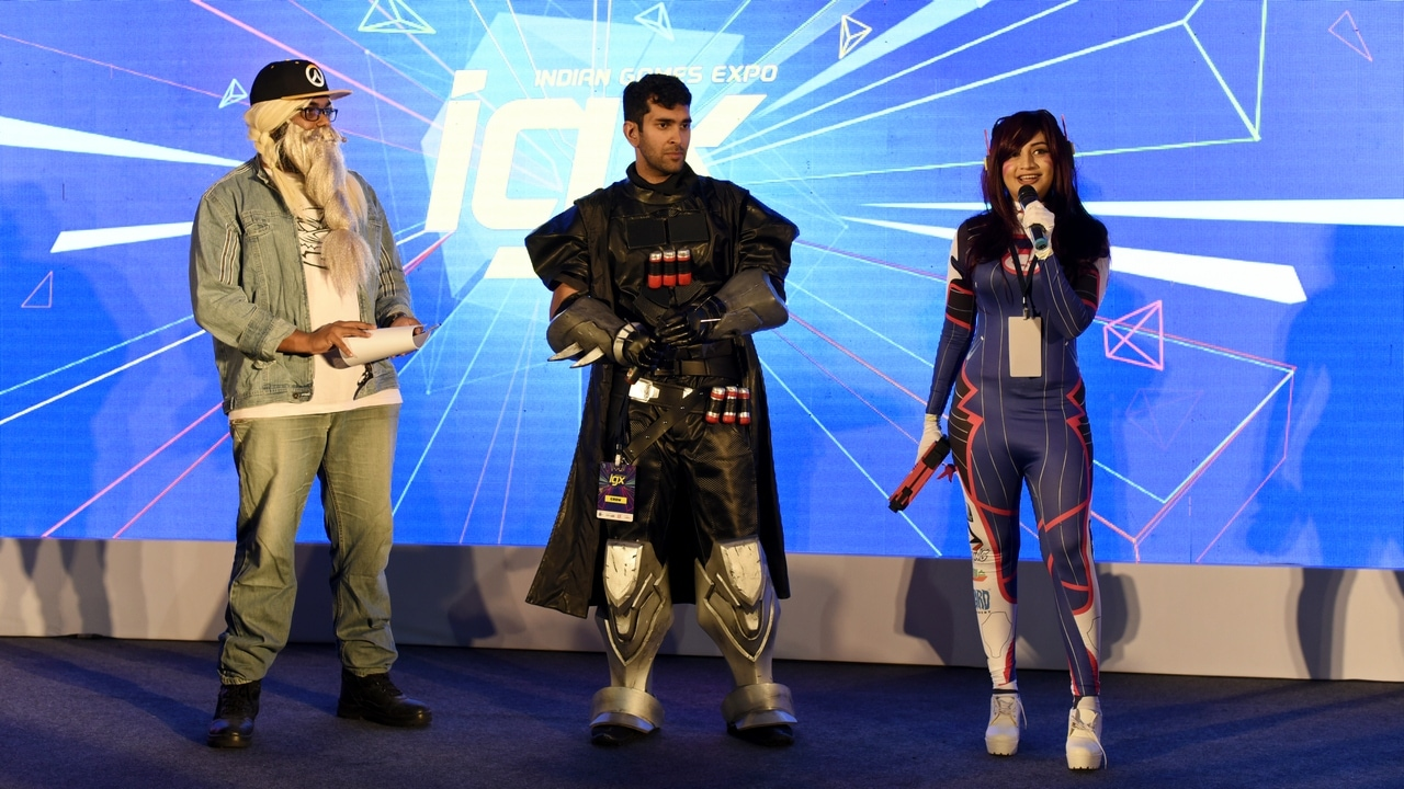 IGX 2017 in pictures: A look at the cosplayers at the annual gaming event