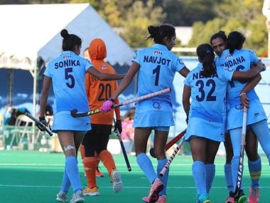 Indian women's hockey team make winning start to five-match series against South Korea; Rani Rampal reaches milestone