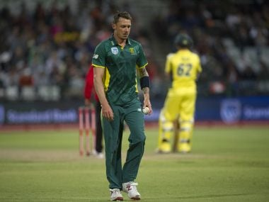 File image of South Africa's Dale Steyn. AFP