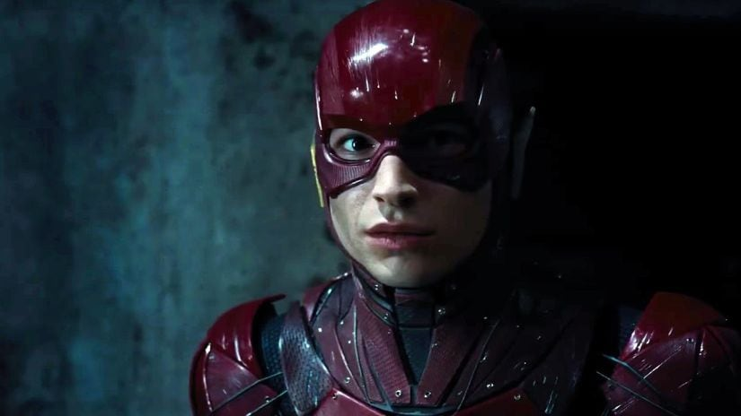 Ezra Miller's role as The Flash has received plenty of good reception