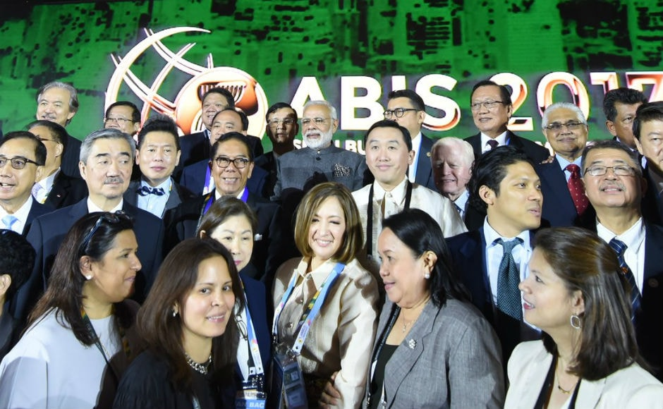 Modi also adressed the ASEAN Business and Investment Summit, where he touted India's growth story and wooed investors while hardselling his government's economic reform initiatives to boost trade and investment. Twitter @narendramodi