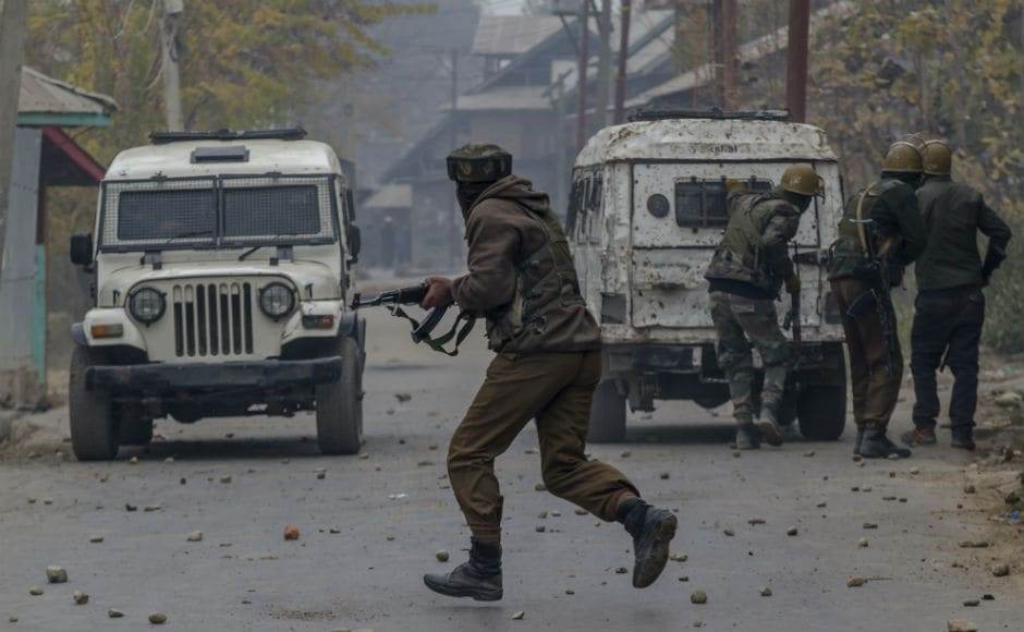 To prevent law and order breakdown, internet facilities in north Kashmir areas were snapped on Thursday. A large contingent of police and paramilitary CRPF troops were deployed to stop protestors from hitting the Srinagar-Baramulla national highway.