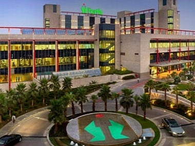 File image of Fortis hospital. Image credit: Official website of Fortis