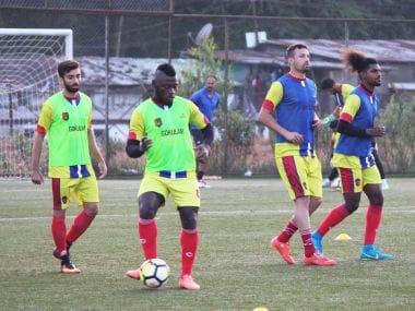 Gokulam FC set to make  their I-League debut away to Shillong Lajong. Image Courtesy: I-League