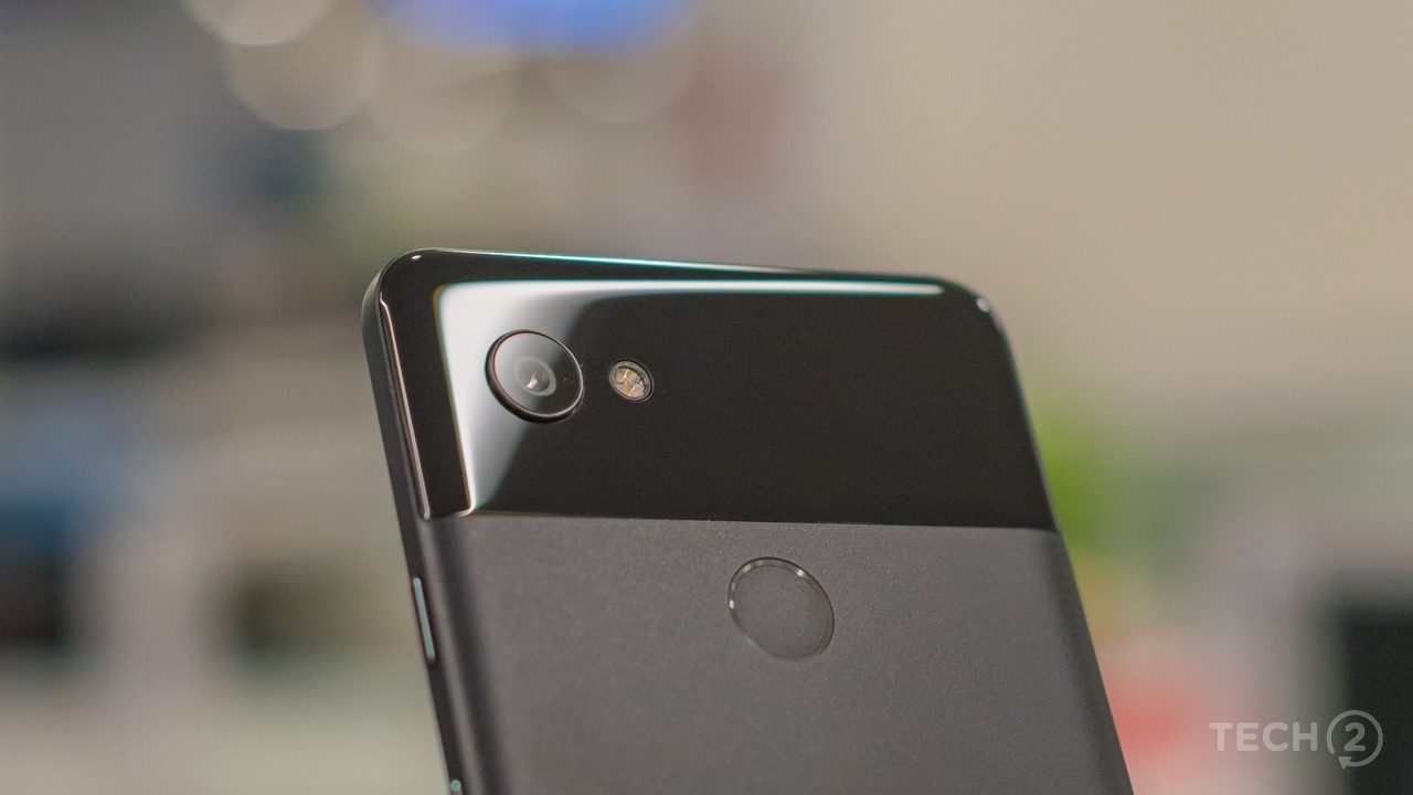 The camera is the sole reason why you should buy the Pixel 2 or the Pixel 2 XL. Image: tech2/Rehan Hooda