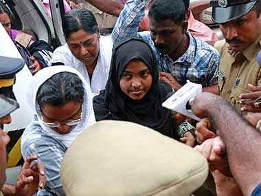 Kerala love jihad case, as it happened: SC allows Hadiya to resume college, says dean will be responsible for her