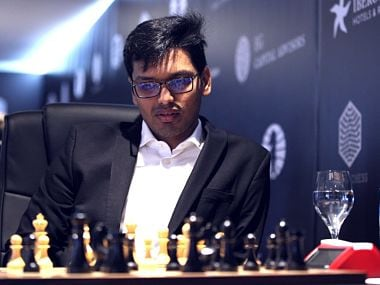 India's P Harikrishna in action during round two of the Mallorca Grand Prix. Image Courtesy: Official website