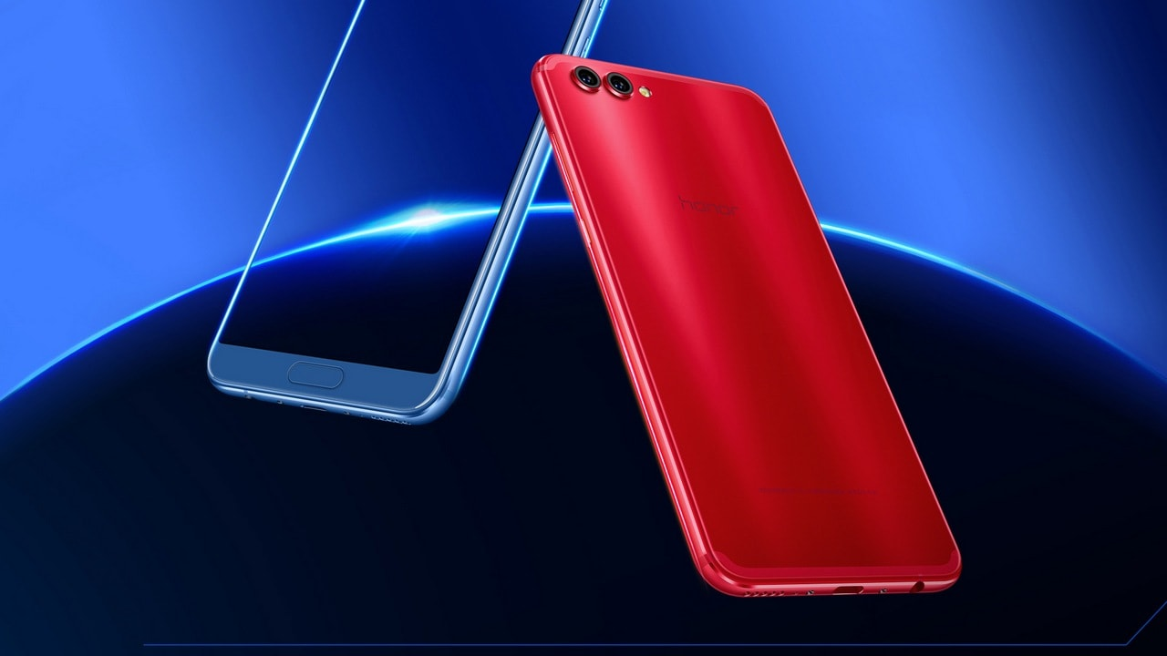 The Huawei Honor V10