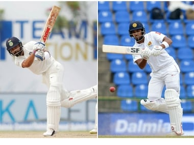 LIVE Cricket Score, India vs Sri Lanka, 1st Test, Day 3 at Kolkata: Thirimanne brings up fifth half century