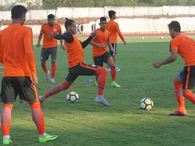 Indian Arrows feature players from India's U-17 and U-19 team. Image Courtesy: I-League