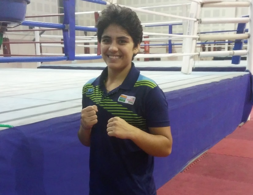 Jyoti is one of India's best medal hopes