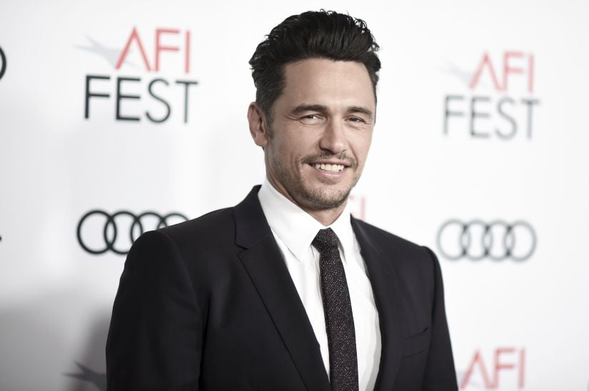 James Franco attends the centerpiece gala presentation of