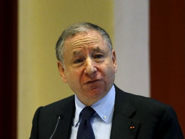 FIA president Jean Todt added that reducing the number of engines to three had been agreed to a long time ago. Reuters
