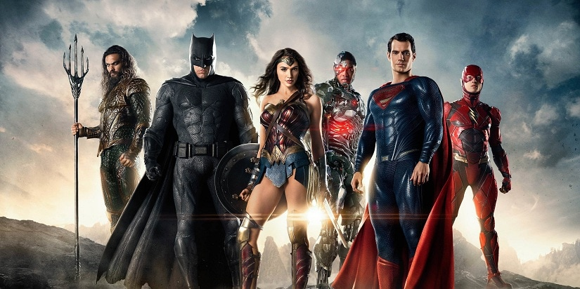 DC's Justice League is one of the earliest superhero teams. The 2017 film releases on 17 November. Warner Bros.