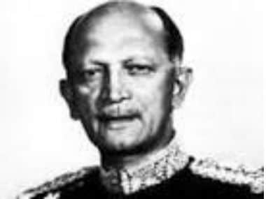 File image of KM Cariappa. Wikimedia Commons