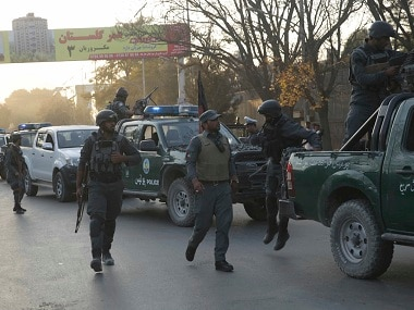 Kabul has been rocked by a series of deadly attacks in recent weeks. AP