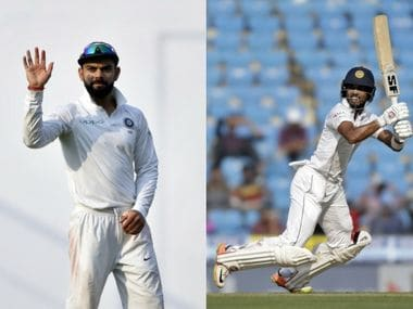 LIVE Cricket Score, India vs Sri Lanka, 2nd Test, Day 2 at Nagpur: Vijay, Pujara notch 10th 100-run stand