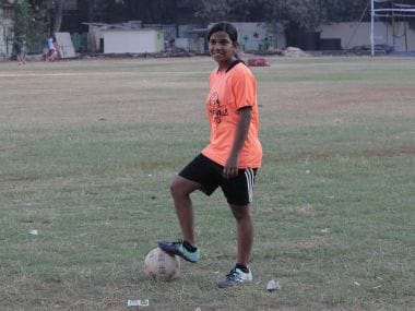 Meet Mary Prakash Naidu, the 16-year-old footballer from Mumbai's streets who met Modi