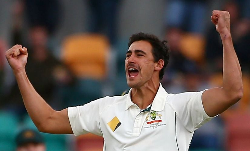 Mitchell Starc has been in terrific form off late, capturing 17 wickets for New South Wales in his two Sheffield Shield matches. . Reuters