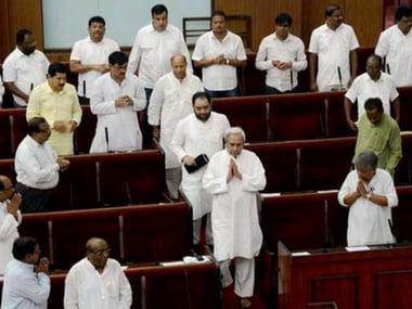 File image of Odisha Assembly. PTI