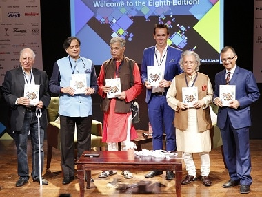 Tata Literature Live 2017: From Shashi Tharoor-Peter Frankopan's 'slugfest' to 'nanny state' debate, Day 1 highlights