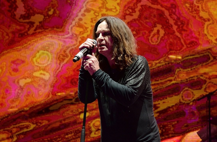 Ozzy Osbourne. Image from Twitter/@ClassicRockMag.