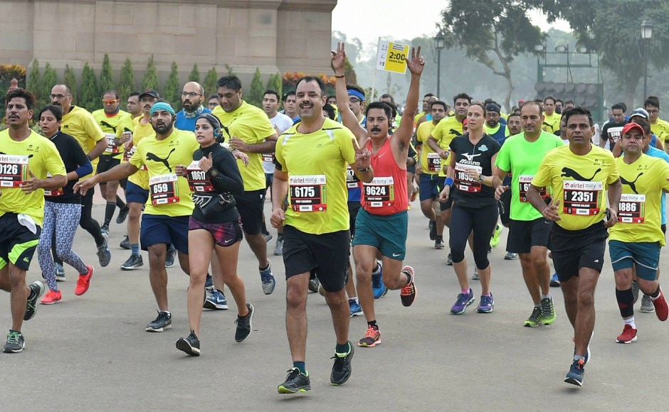The Delhi Half Marathon is one of the 10 in the world to be granted the highest Gold Label road race by the world governing body of athletics - IAAF. PTI