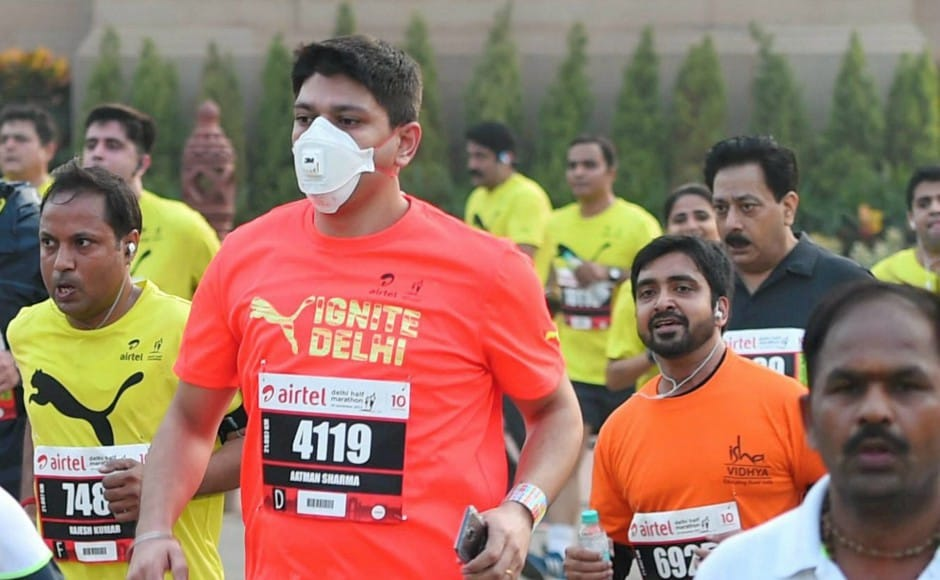 Since last three years, there have been calls to cancel or postpone the race from the November slot due to severe air pollution in the city. PTI