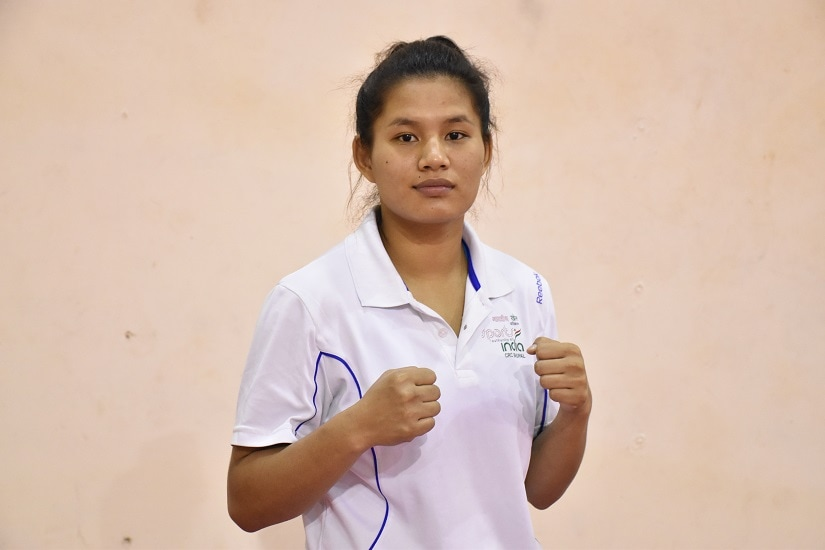 Vanlalhriatpuii is among the boxers representing India at the AIWBA