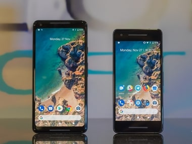 Google shipped approximately 3.9 million Pixel smartphones in 2017 says IDC data