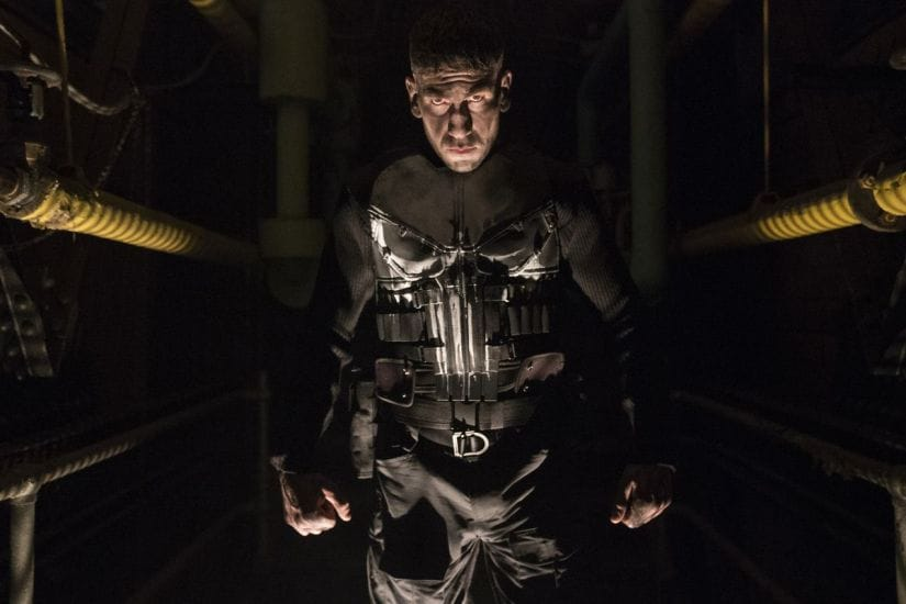 Joe Bernthal as Frank Cage in a still from Netflix's The Punisher
