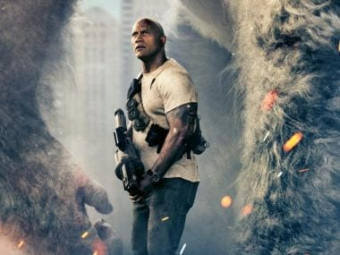 Dwayne Johnson's Rampage to release week earlier than scheduled, to avoid clash with Avengers: Infinity War