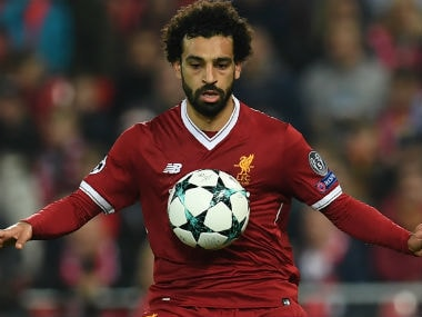 Premier League: Liverpool's Mohamed Salah on path to being in the same league as Lionel Messi, says Jurgen Klopp