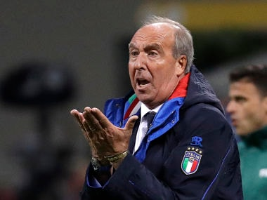 FIFA World Cup 2018 qualifiers: Italy coach Gian Piero Ventura refuses to resign despite not qualifying for finals