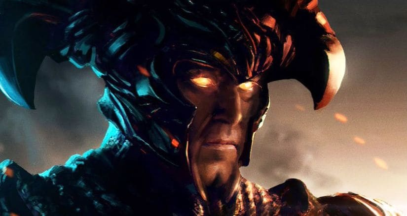 Ciaran Hinds plays the villanous Steppenwolf in the movie