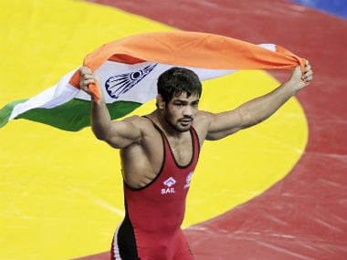 File image of Sushil Kumar. Reuters