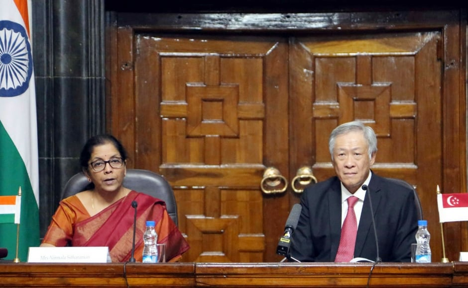 Both the countries also resolved to boost overall defence cooperation with a particular focus on combating terrorism during wide-ranging talks between Defence Minister Nirmala Sitharaman and Singaporean counterpart Ng Eng Hen. PIB