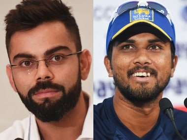 World no.1 India look to maintain their dominance as Chandimal and Co face tall order. AFP
