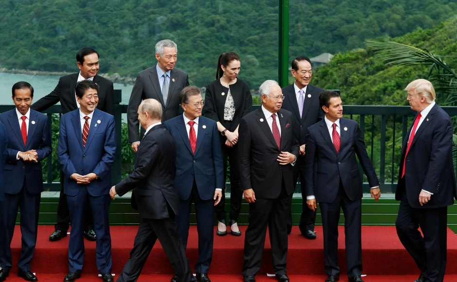 More than 10,000 delegates, 2,000 chief executive officers of leading firms in APEC economies and 3,000 reporter are attending the five-day Summit that began on 6 November. AP