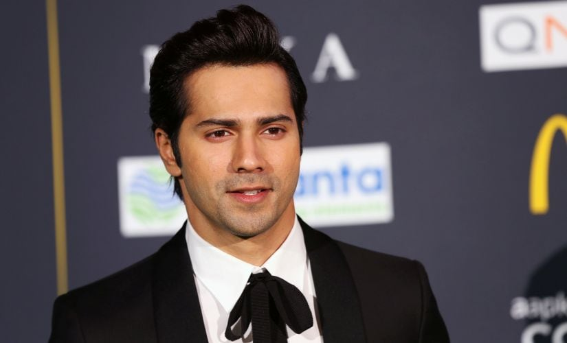 File image of Varun Dhawan. Reuters