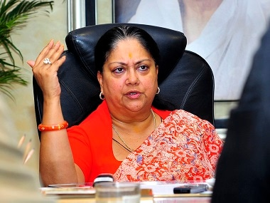 Vasundhara Raje rolls back mandatory uniforms in Rajasthan colleges, cites student unhappiness as reason